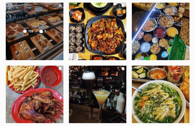 Top 10 Influencers về ẩm thực đáng chú ý trên Instagram