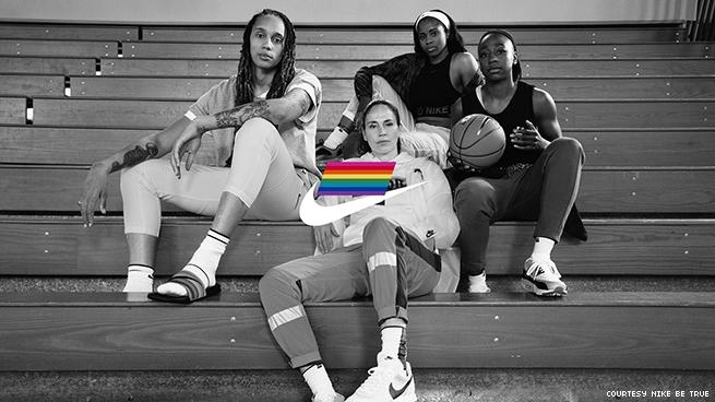 Chiến dịch BETRUE của Nike