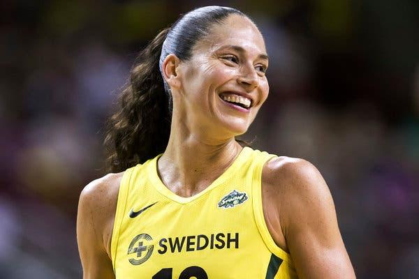 Sue Bird - Nhà vô địch NBA All-Star 11 lần được Nike chọn làm hình ảnh đại diện cho chiến dịch lần này